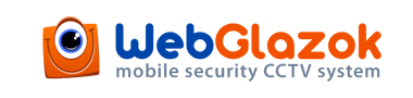 telefon.WebGlazok.com - mobile security CCTV system